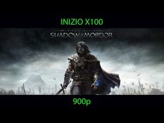Middle-earth Shadow of Mordor Played on Inizio X100