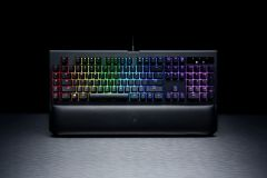 Razer BlackWidow Chroma V2 USB Yellow Switch Mechanical Keyboard
