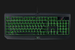 Razer BlackWidow Ultimate 2016 Green Switch Mechanical Keyboard