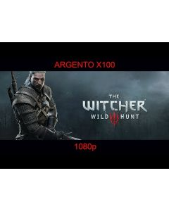 The Witcher 3: Wild Hunt Played on Argento X100
